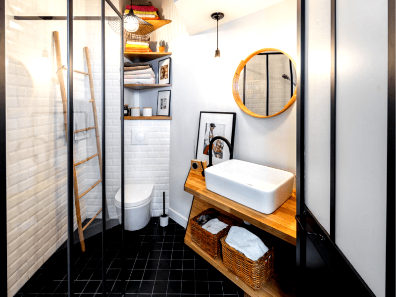 Industrial Style Bathrooms You'll Love in Romantic Paris, Paris, Industrial Bathroom, Bathroom, Maison et Objet ideas, Interior Design, Design,Industrial Home Industrial Style Bathrooms You'll Love in Romantic Paris Industrial Style Bathrooms You'll Love in Romantic Paris 3