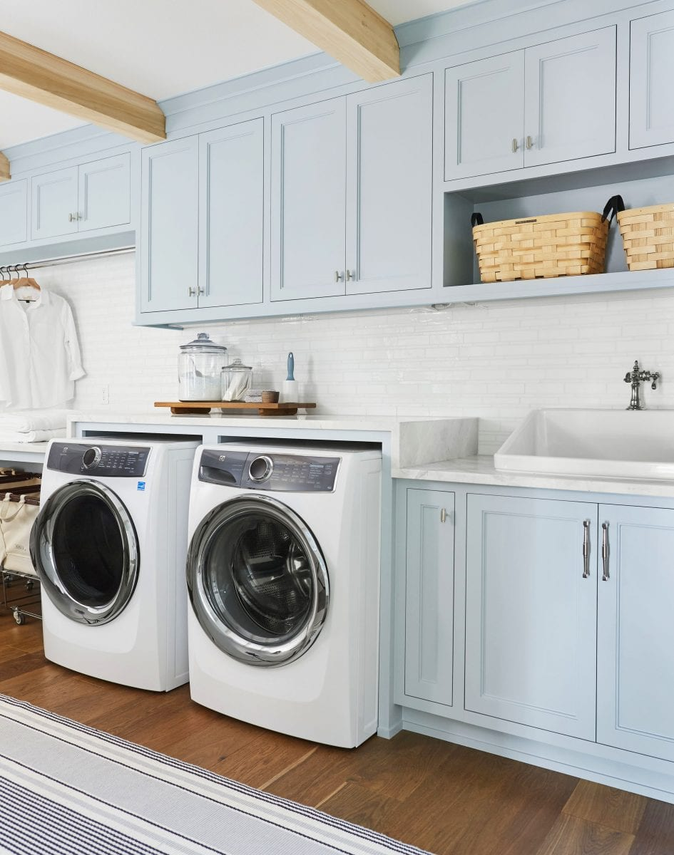 Kitchen Laundry Room Design: How We Designed A Family-Friendly Laundry Room In The