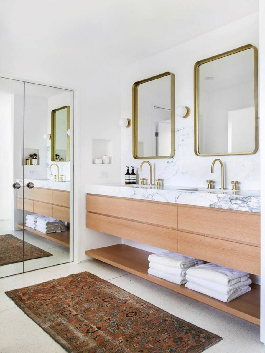 10 New Bathroom Design Ideas We're Super Pumped About for ...