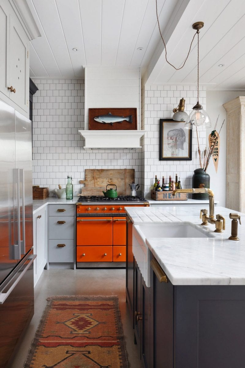 Kitchen trends 2019